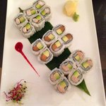 Plateau J8 sushis