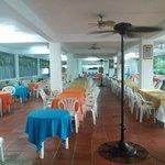 Restaurante do Hotel Isla Arena Plaza