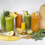 Made-to-order fresh juices!
