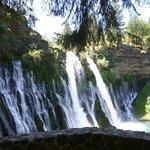 Burney Falls - fantastic!