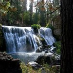 McCloud's Middle Falls - just 5 miles away