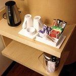 Coffe/Tea facilities in the room