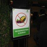 Discrimination against fragrant fruit