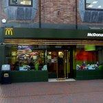 McDonald's, Greengate Street, Stafford
