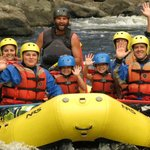 Kids love our Taste of Whitewater Trip!