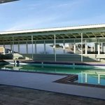 BWR SWIMMING POOL IN SUMMER