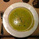 Fresh Asparagus soup