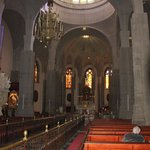 im Innern der Kathedrale