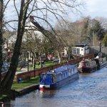 Located alongside the Shropshire Union Canal