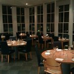 The Castell dining room