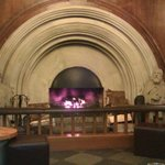 Castell fire place