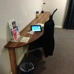 The Work-Space / Desk Area