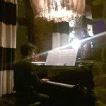 Piano bar!