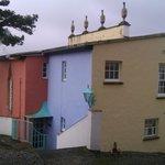 Bridge House rear exterior