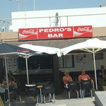 great place to enjoy the sun and an ice cold beer, hamburgers are nice too.