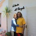 Foto de La Lomita del Chingolo B&B