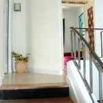 Access to First floor - flat 1A and 1B, bed and breakfast Bedrooms