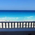 ocean view from balcony, room 408