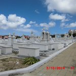 Cemetery view-small lot