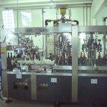 maquinas de produção