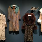 A large, rich collection of costumes is up-close-and-personal.