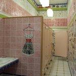 Women's restroom
