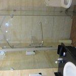 bathroom in deluxe double