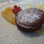 Dessert at Lunch