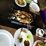 Fine meals, lunch at Tagaytay Resto
