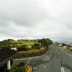 Tagaytay highland's view from resto.