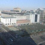 Вид из номера 11 этаж