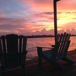 Stunning Caribbean sunsets!