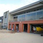 Burnie Surf Club building