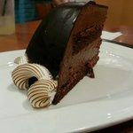 Boo boo chocolate cake