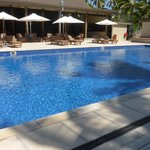 the pool - great to follow up with after a day at the beach