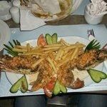 Рыбный ресторанчик