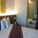 Beautifully-designed rooms at the Pullman King Power