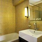 Hotel Safari Business Class Room Bathroom