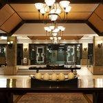 Hotel Safari Lobby