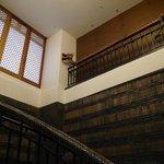階段が素敵!