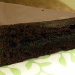 Sasher Torte at GreenTree Cafe