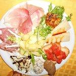peccato che nn ho fatto le foto agli altri piatti ,,,davvero spettacolari nn solo per il palato!