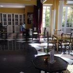 Reception + Dining Area