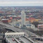 Вид на Стокгольм