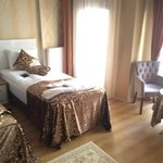 One of the Single Bed in the Suite