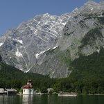 Bayerische Seenschifffahrt am Koenigssee
