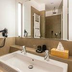 Badezimmer in unseren Ferienwohnungen