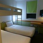 Ibis Auckland AP - typisches Zimmer