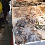 Осьминоги на рынке Риальто