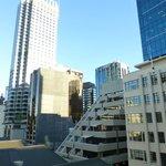 Blick vom Balkon von App 4D